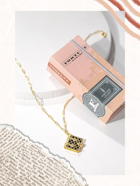 Our Black Book Locket, a unique gift for book lovers.