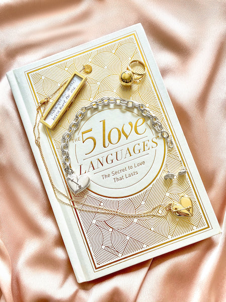 Shown here: Meaningful Fortune & Frame jewelry gifts for every love language.