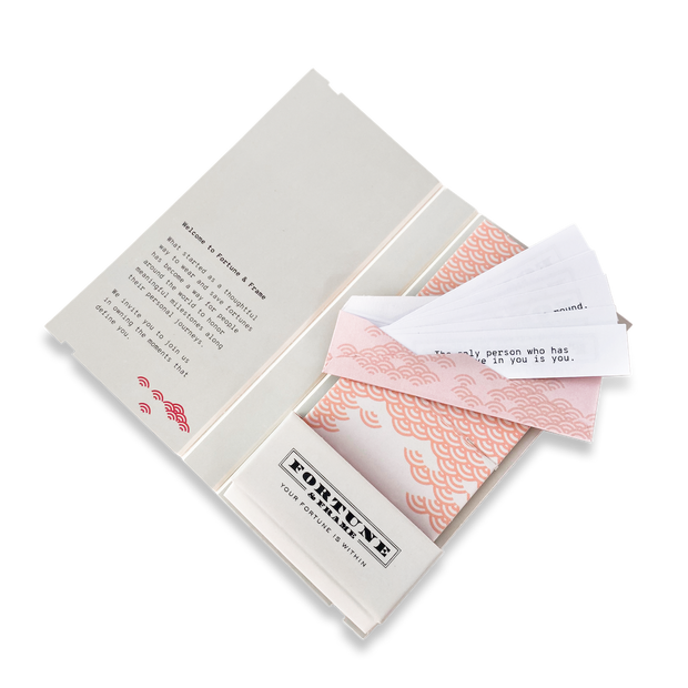 Pack of 5 Fortunes • Message Refills