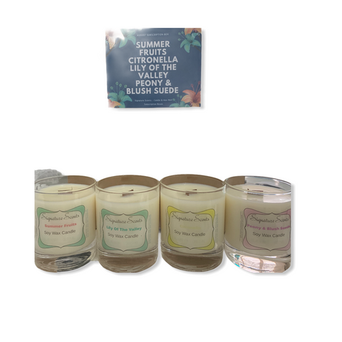 Subscribe & Save Woodwick Candle Membership - SignatureScents UK
