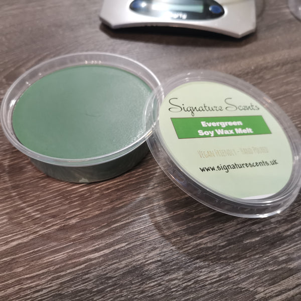 Evergreen Soy Wax Melt Pod - SignatureScents UK