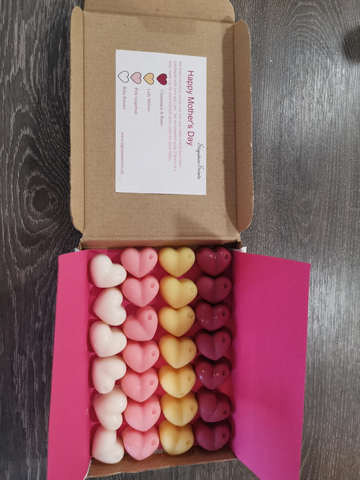 Mother's Day Assorted Wax Melt Gift Box - SignatureScents UK