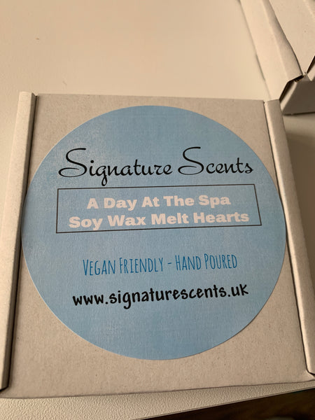 A Day At The Spa Small Gift Box - SignatureScents UK