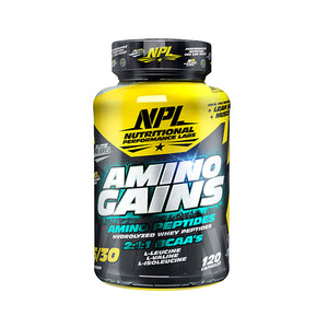 NPL Amino Gains 120 Caps