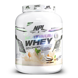 Load image into Gallery viewer, NPL Platinum Whey Protein 3kg