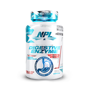 NPL Digestive Enzymes 60 Caps