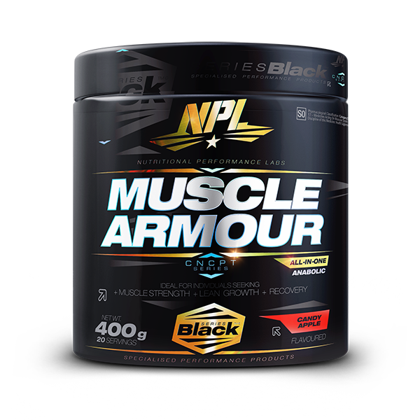Load image into Gallery viewer, NPL Muscle Armour 400g