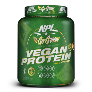 Load image into Gallery viewer, NPL Vegan protein Blend 750g
