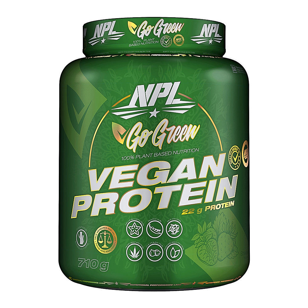 Load image into Gallery viewer, NPL Vegan Protein 710g