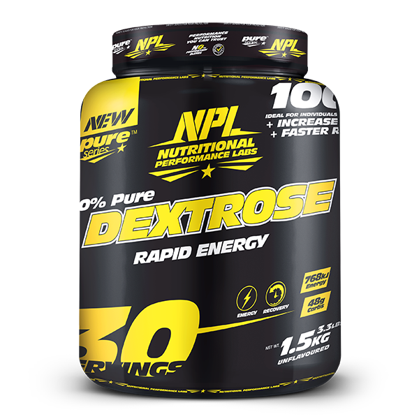 Load image into Gallery viewer, NPL Pure 100% Dextrose 1.5kg