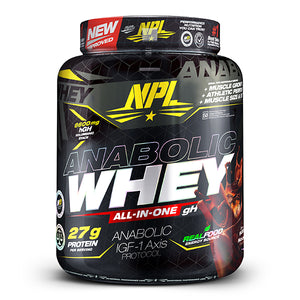 Load image into Gallery viewer, NPL Supreme anabolic Whey 908g