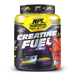 Load image into Gallery viewer, NPL Creatine Fuel 1kg