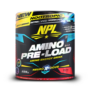 Load image into Gallery viewer, NPL Amino Pre-Load 300g Neuro X