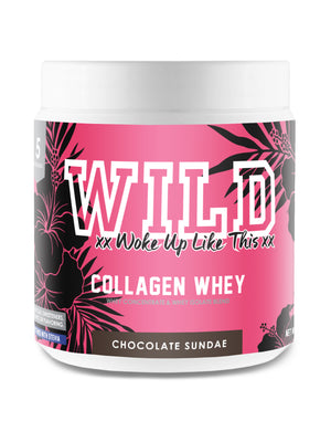 WILD Collagen Whey 5 Servings