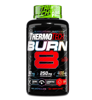 Load image into Gallery viewer, Nutritech ThermoTech BURN8 120 Capsules