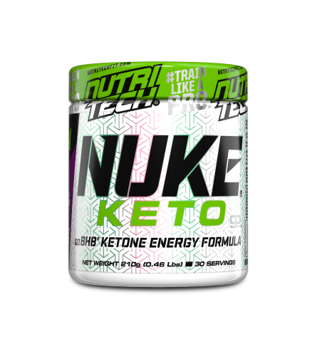 Load image into Gallery viewer, Nutritech Nuke Keto