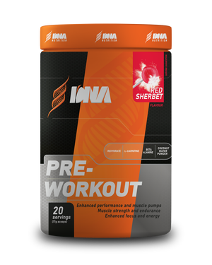 DNA Pre Workout
