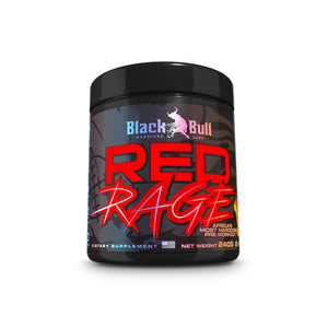 Load image into Gallery viewer, Black Bull RED RAGE 30 Servings