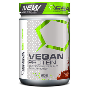 Load image into Gallery viewer, SSA Vegan Protein 908g