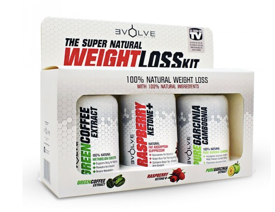Evolve Super Natural Weight Loss Kit
