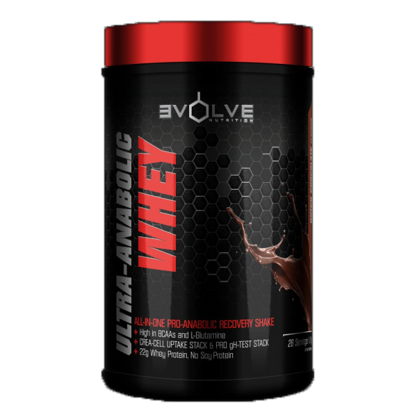 Load image into Gallery viewer, Evolve Ultra anabolic Whey 909g