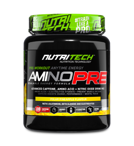 Load image into Gallery viewer, Nutritech Amino Pre 45 Servings