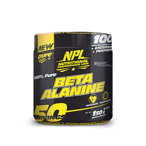 Load image into Gallery viewer, NPL Beta Alanine 150g