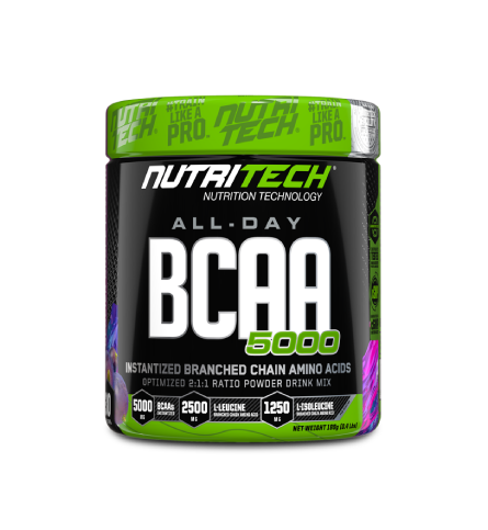 Load image into Gallery viewer, Nutritech All Day BCAA 5000