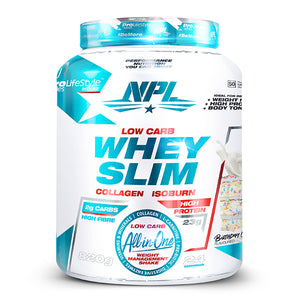 Load image into Gallery viewer, NPL Whey Slim 820g