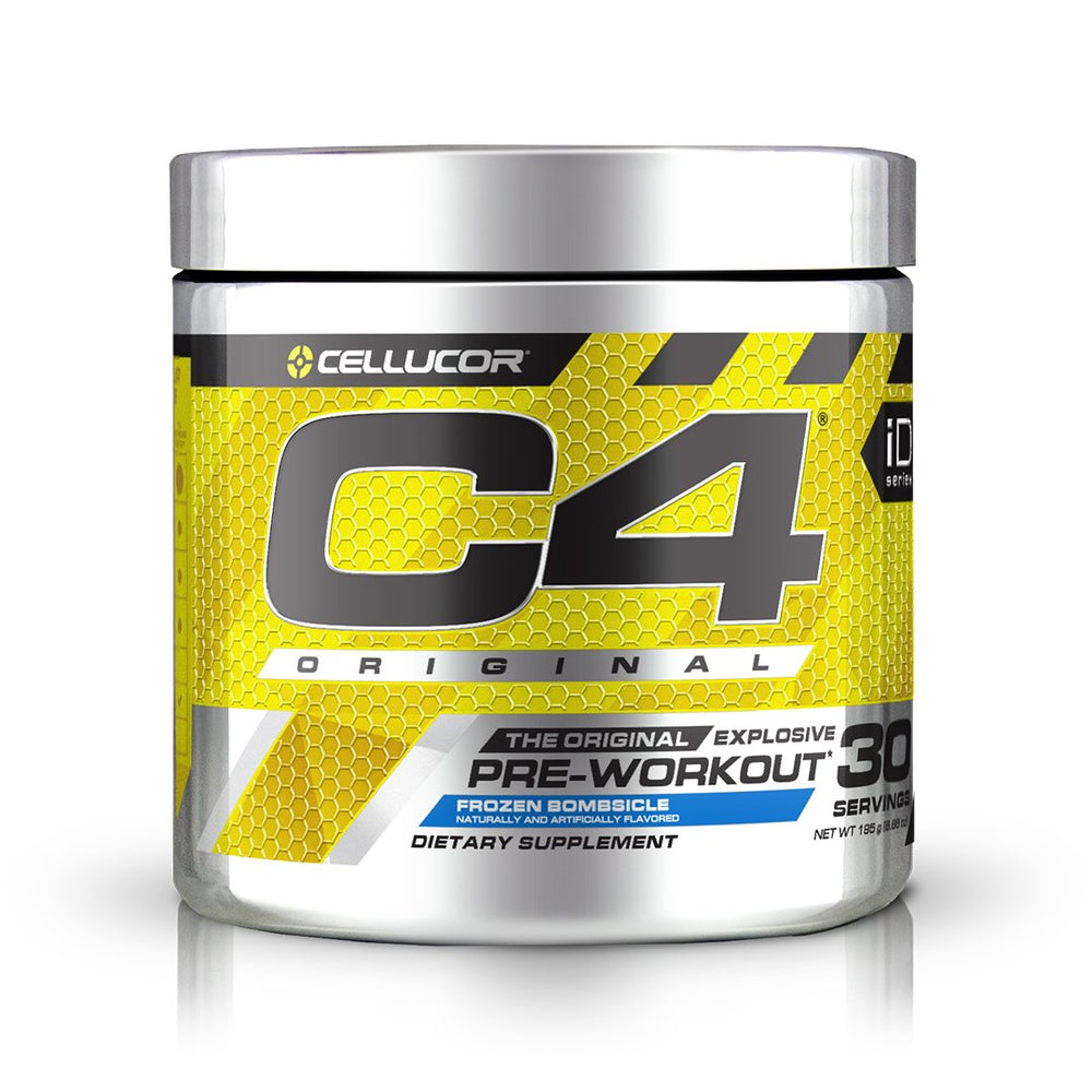 Cellucor C4 Blue Razz 30 servings