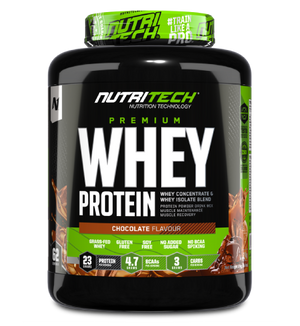 Load image into Gallery viewer, Nutritech Premium Whey Protein 2kg