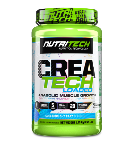 Load image into Gallery viewer, Nutritech CreaTech Loaded