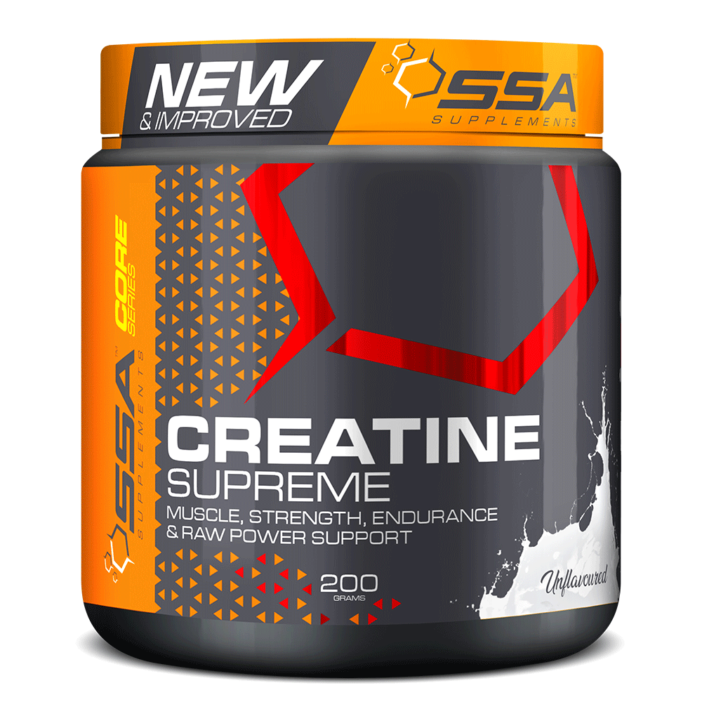 Load image into Gallery viewer, SSA Creatine Supreme Monohydrate 500g