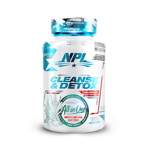 NPL Cleanse & Detox 60 Caps