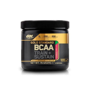 Optimum Nutrition Gold Standard BCAA Train + Sustain (8 servings)