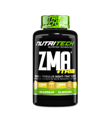Load image into Gallery viewer, Nutritech ZMA + Trib 120 Caps