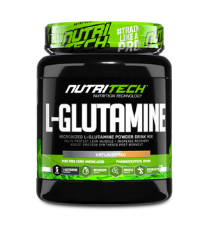 Load image into Gallery viewer, Nutritech L-Glutamine 500g