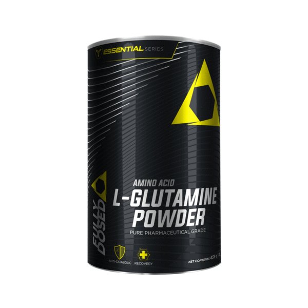 Fully Dosed L-Glutamine 455g