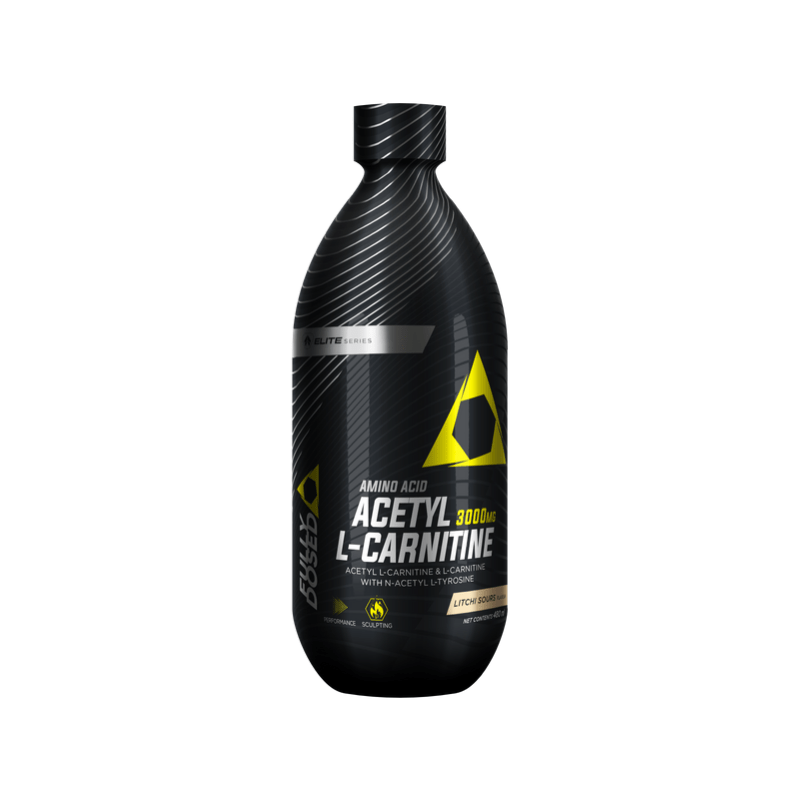 Fully Dosed Acetyl L-Carnitine 480ml