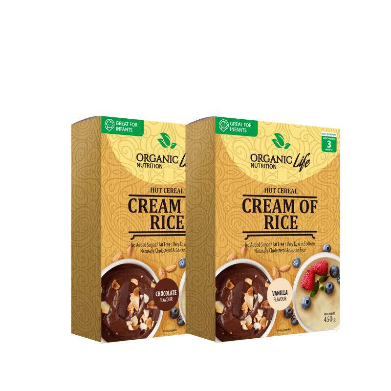 Load image into Gallery viewer, Cereal box Cream of rice flavoured 450g