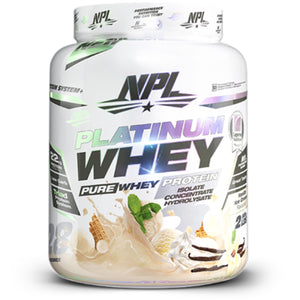 Load image into Gallery viewer, NPL Platinum Whey Protein 908g