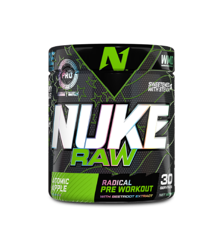 Load image into Gallery viewer, Nutritech NUKE RAW 210g