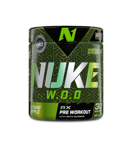 Load image into Gallery viewer, Nutritech NUKE W.O.D 210g
