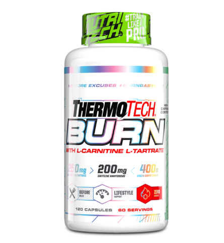 Nutritech Thermotech BURN 60 Caps