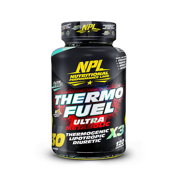 NPL Thermo fuel 120 Caps