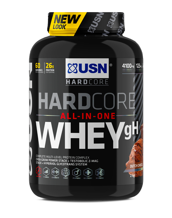 Load image into Gallery viewer, USN Hardcore Whey GH