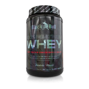 Load image into Gallery viewer, Black Bull 100% Whey 908g