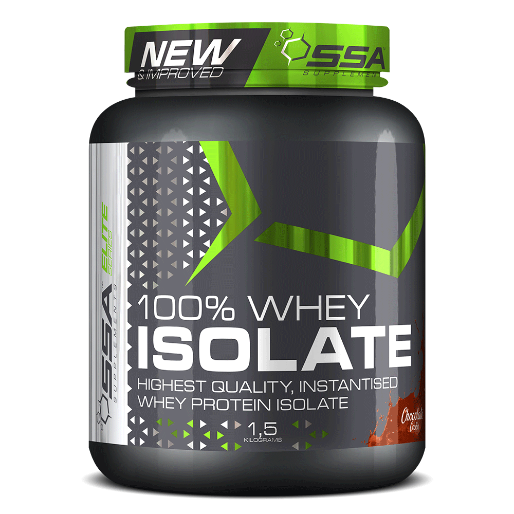 SSA Whey Isolate 750g