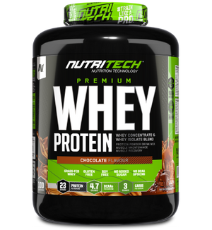 Load image into Gallery viewer, Nutritech Premium Whey Protein 3.2kg