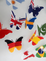 butterflies from around the world
